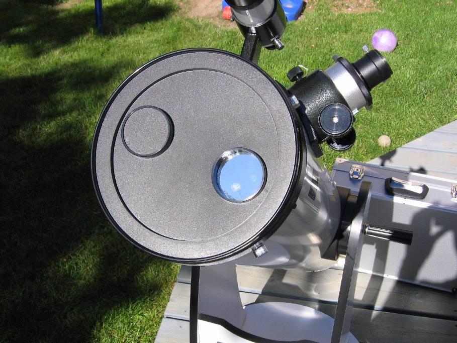 Светофильтры для телескопов своими руками 33